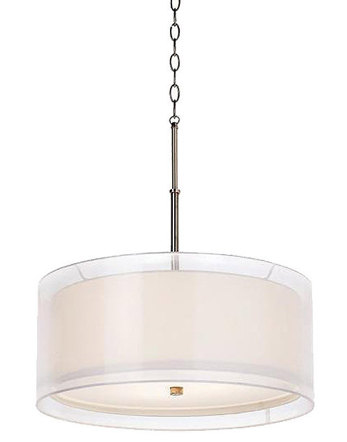 Pacific Coast Lighting Seeri Drum Pendant