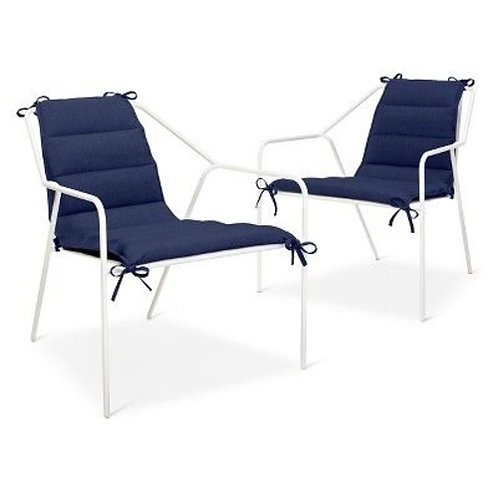 Set of 2 CUSHIONS for Dwell Lounge Chairs