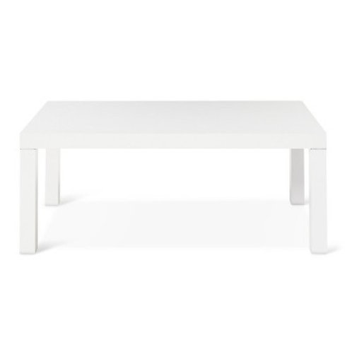Room Essentials White Coffee Table