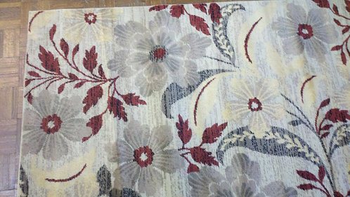 Betsy Ivory Floral Area Rug