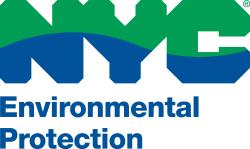 Logo - NYC DEP