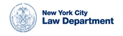 Logo- NYC Law Department
