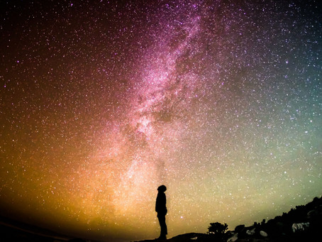 Um universo dentro de mim