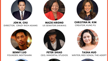 Amazing AAPI Summit: 36 Speakers, 6 1/2 Hours LIVE, 7 Sessions - 5/26/21