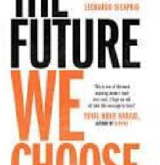 Book Review:- The Future We Choose - Surviving the Climate Crisis