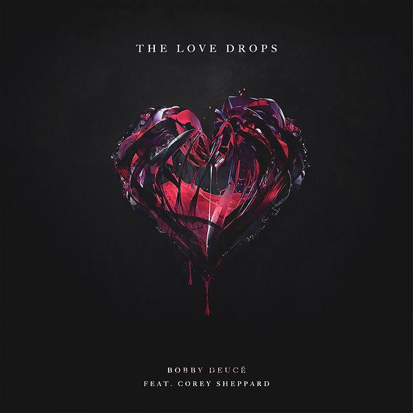 The Love Drops Album Cover