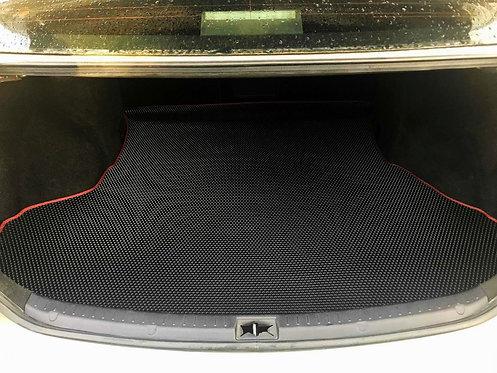 Коврик в багажник EVA Toyota Avensis (T270, левый руль, СЕДАН) 2008-2012 г.в.