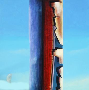 Arbor Australis  -          Sold acrylic on canvas 63x63 cm