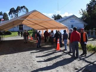 Se levanta cordón sanitario para ingresar a Chiloé
