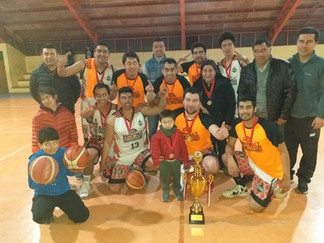 Publiprints se coronó campeón de la Liga Queilina 2019