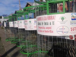 Lanzan innovadora iniciativa para el manejo de la basura de Queilen