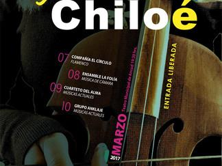 Con destacada presencia femenina inicia el 9º Festival Musical Chiloé