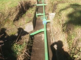 Dirección de Obras Hidráulicas trabaja en solución definitiva para agua potable queilina
