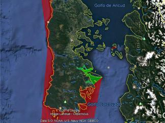 Marea roja: abren toda la comuna de Queilen para extracción de mariscos