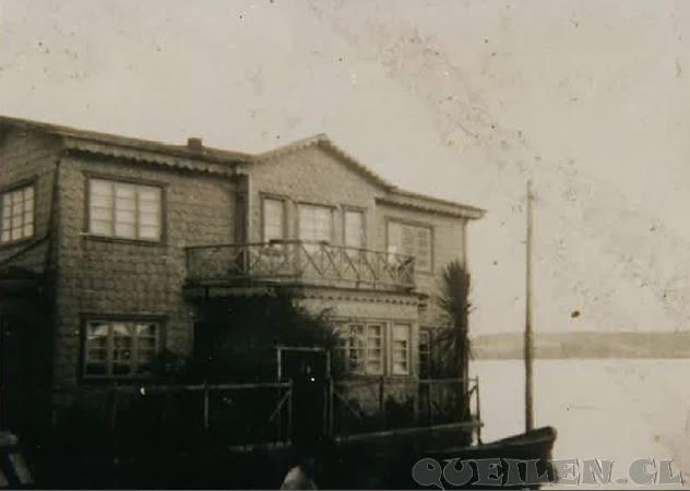 Casa de don Ignacio Klenner Kaschel