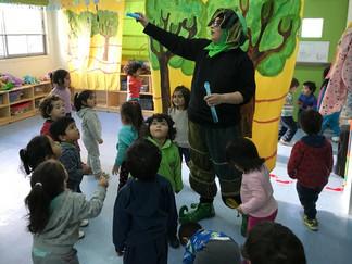 """Jardín infantil """"El Chavito"""" recibe reconocimiento oficial de parte de la Subsecretaría de"""