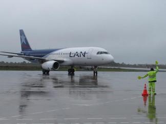 Aeropuerto de Mocopulli podrá recibir vuelos internacionales