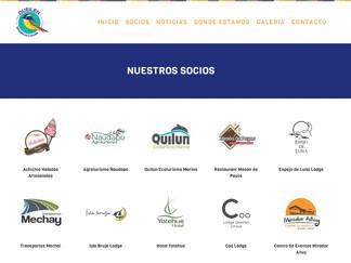 Cámara de Turismo de Queilen lanza su sitio web