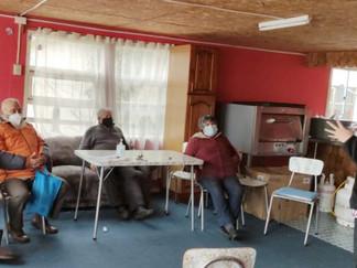 HOSPITAL COMUNITARIO DE QUEILEN INICIÓ PROCESO DE DIAGNÓSTICO PARTICIPATIVO