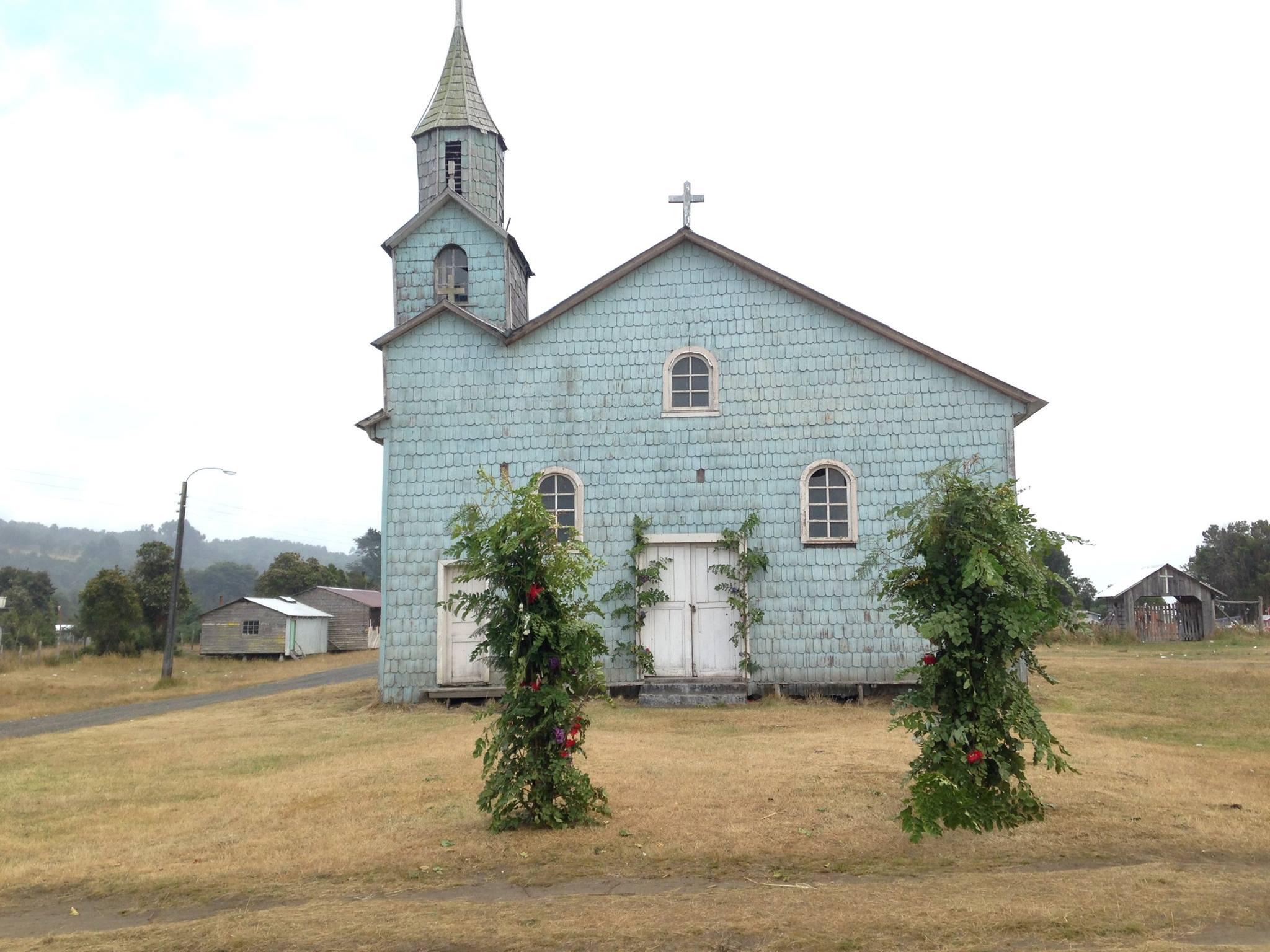 Iglesia de Lelbun