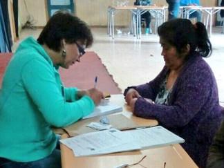 IPS realizó la primera supervisión de la Ruta de Pagos en Queilen