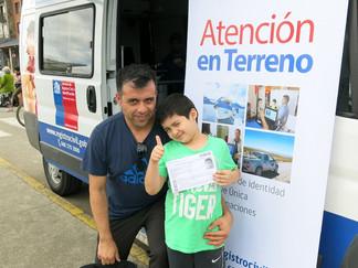 Oficina móvil del Registro Civil atenderá en Queilen