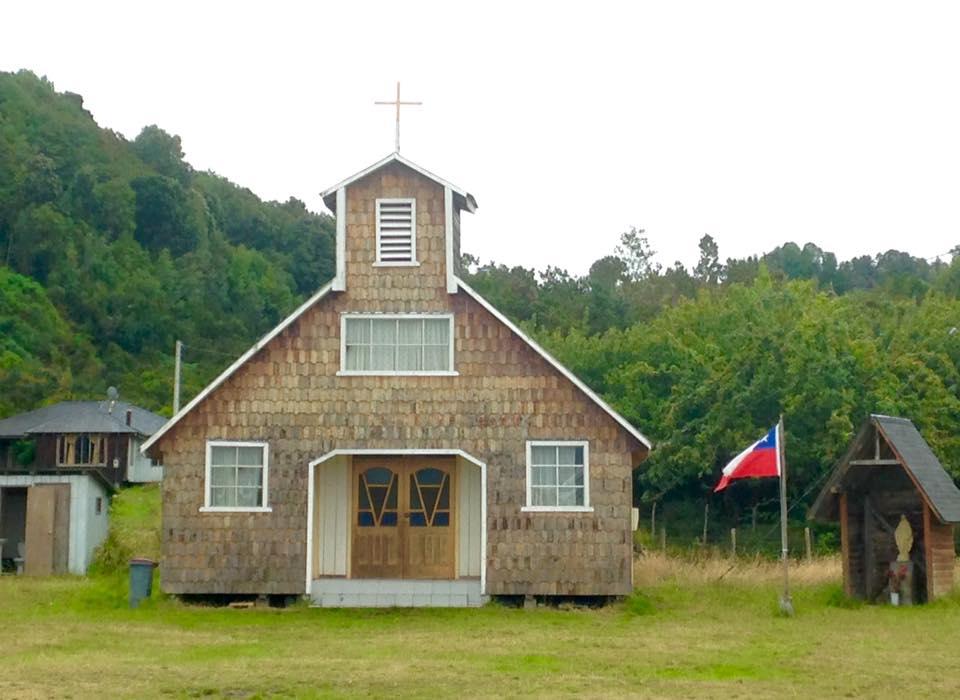 Iglesia de Detico