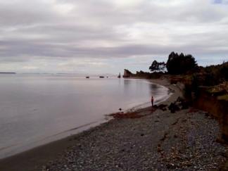 """En Isla Acui lanzan proyecto de """"Normalización Eléctrica para 11 islas del Archipiélago  de Chi"""