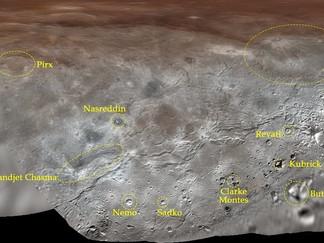 El Caleuche es reconocido a nivel mundial gracias a una luna de Plutón