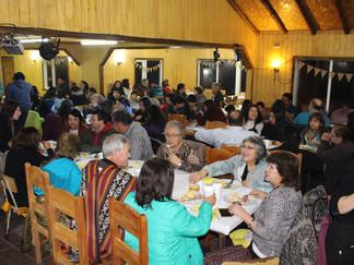 Más de 150 personas se reunieron en torno a la mágica Noche de San Juan en Queilen