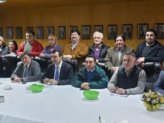 Queilen es parte de la nueva Asociación de Municipios del Sur de Chiloé