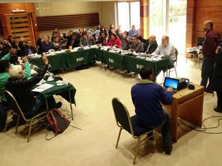 Consejo Regional aprueba recursos para Hospital de Queilen