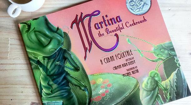 Martina, the Beautiful Cockroach [Cuban Folktale]