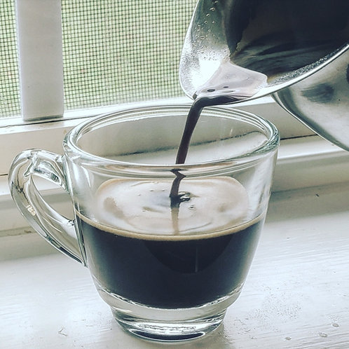 2.25oz Glass Espresso Cup