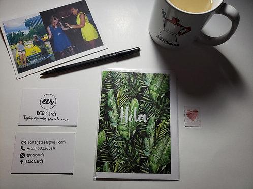ECR Greeting Cards & Postage Stamp