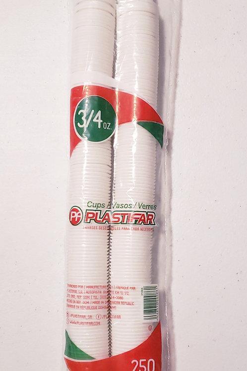 250 Cafecito Mini Disposable Cups