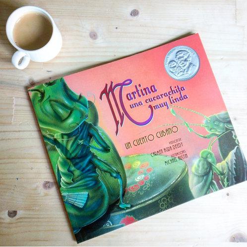 Martina, una cucarachita muy linda [un cuento Cubano]