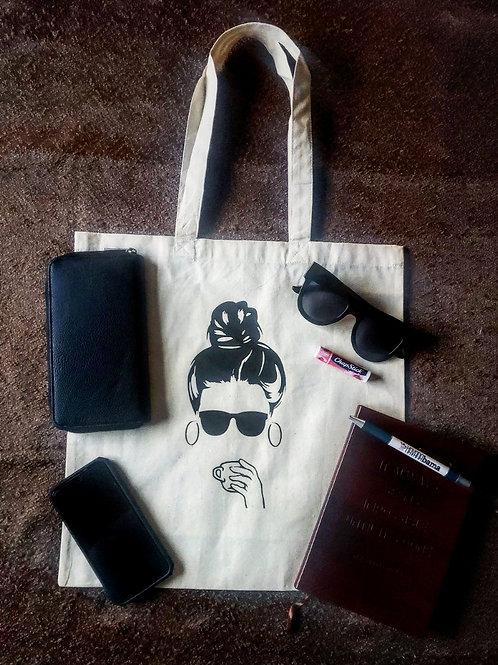 Issa Vibe Tote Bag