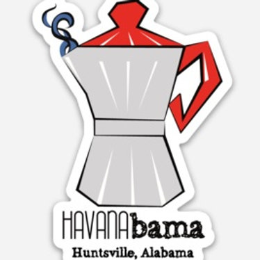 Havanabama Stickers