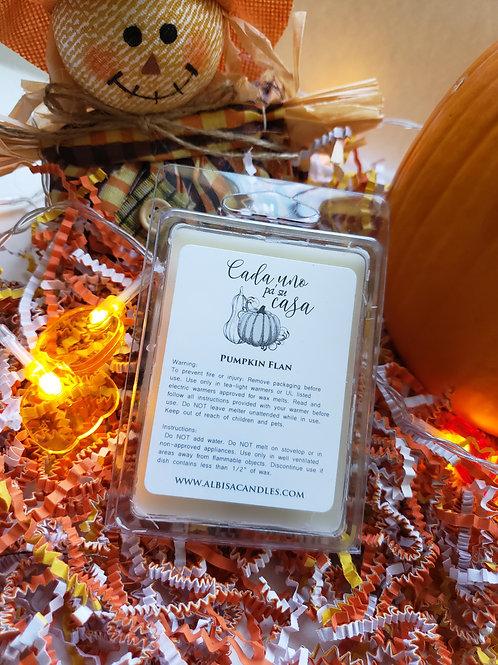 Pumpkin Flan Wax Melt