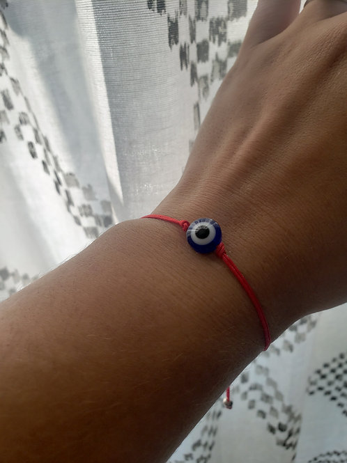"Mal de Ojo a.k.a ""The Evil Eye"" Bracelet"