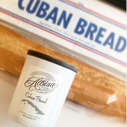 Cuban Bread Candle
