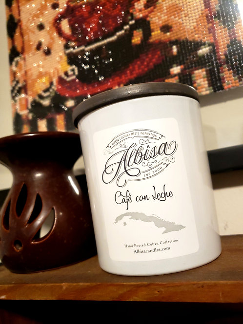 Cafe Con Leche Candle
