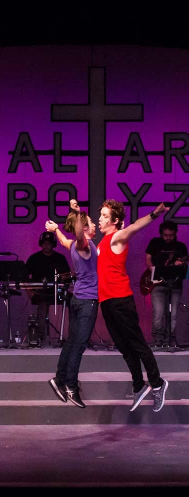 ALTAR BOYZ @ Jean's Playhouse, NH