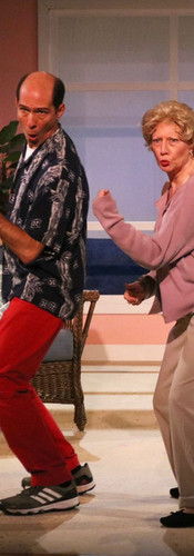 SIX DANCE LESSONS IN SIX WEEKS @ Jean's Playhouse