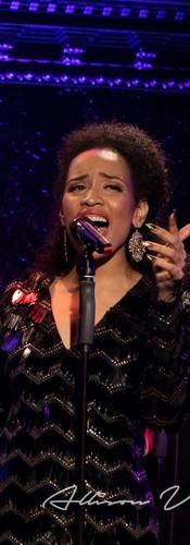 Becoming Her: A Diva's Tribute, Nicole Vanessa Ortiz @54Below