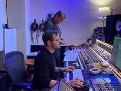 CJ producing own music at Boulevard Reco