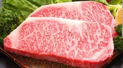 Wagyu Steak Marbling