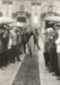 25 aprile 1994, liberazione, vigevano, teatroincontro, mimmo, sorrentino, teatro, esibizione, sindaco