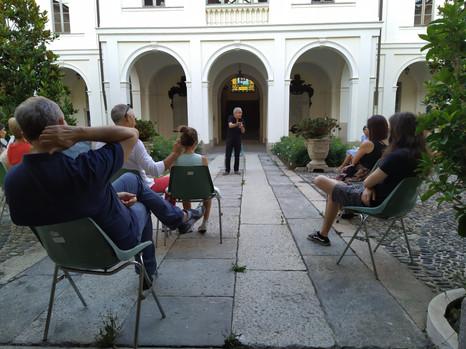 Palazzo municipale - Selfie